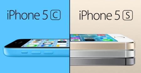 iPhone 5s Vs. iPhone 5s