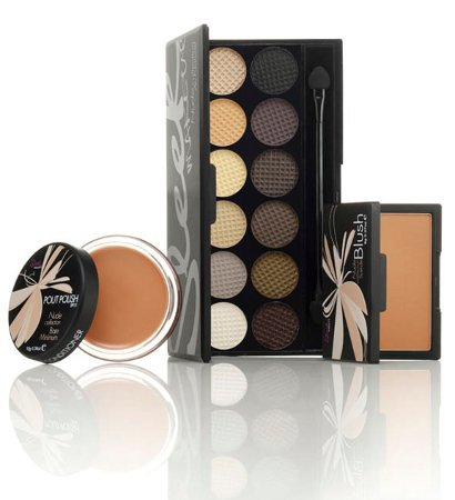 Sleek también se apunta a los looks más naturales con la Nude Collection