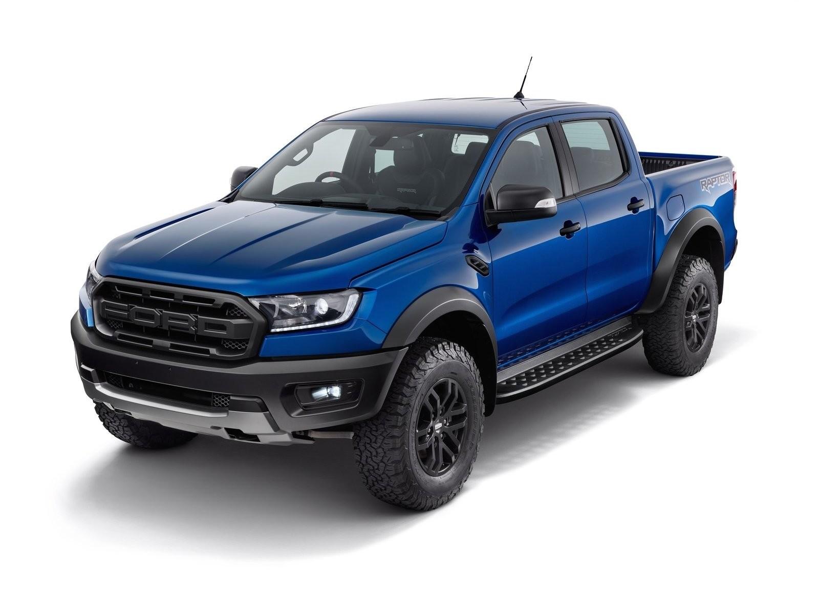 Foto de Ford Ranger Raptor (9/12)
