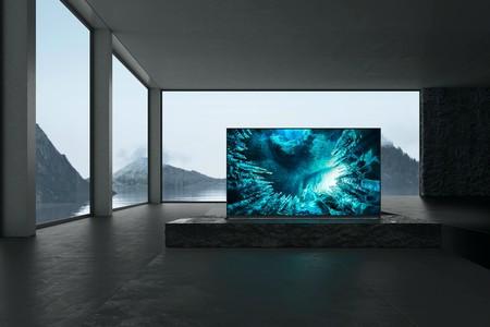 Apuesta total de Sony por las teles OLED y por el 8K: estos serán sus modelos para 2020