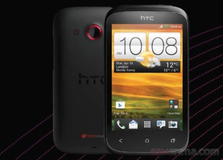 HTC Desire C se deja ver en Vodafone Portugal