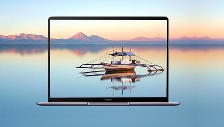 El ultrabook Huawei MateBook 13 está de oferta a 849 euros con regalos en Amazon y la tienda oficial por la vuelta a clase