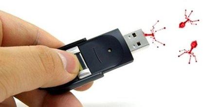 Sophos: 66% de las USB contienen virus