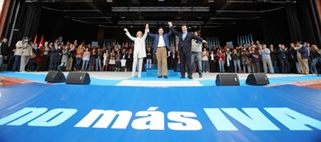 Gobierno de España: no hay nadie al volante