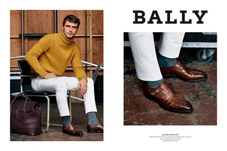 Clement Chabernaud Bally Fall Winter 2015 Campaign 001