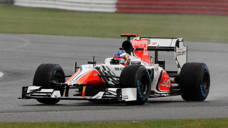 Ricciardo Hrt F1 2011