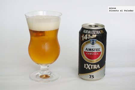 Cata amstel extra - 2