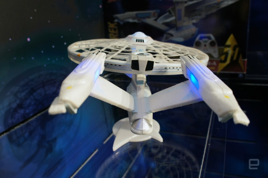 Uss Enterprise Drone 5