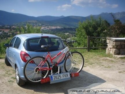 Prueba: Opel Corsa 5p (parte 3)