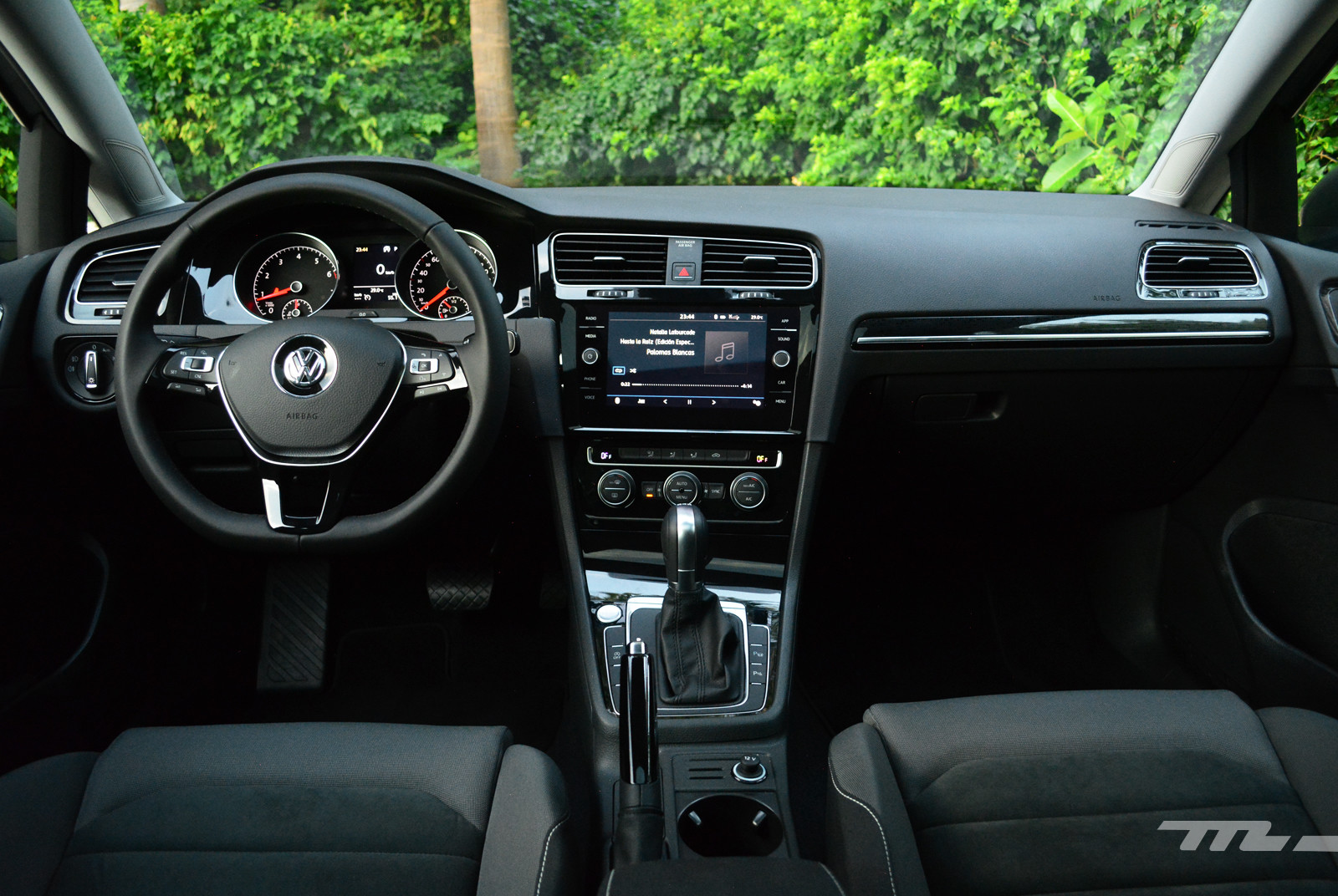 Foto de Volkswagen Golf y Golf GTI 2018 (6/24)