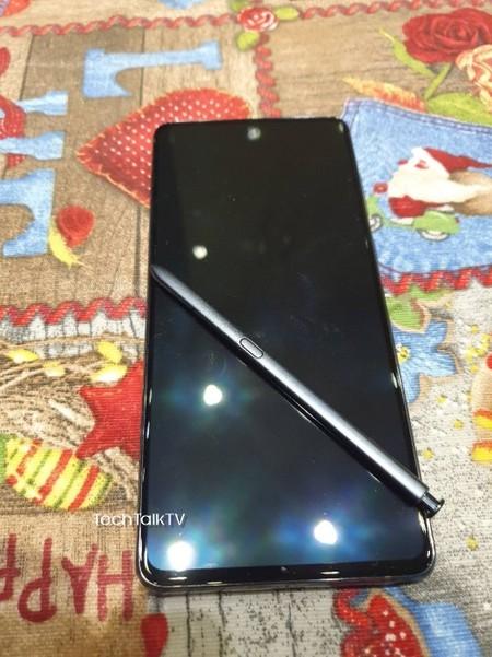 Samsung Galaxy Note 10 Lite Fotos Filtradas 2