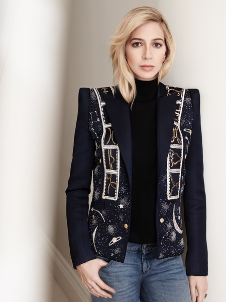 Sabine Getty Schiaparelli Zodiac Jacket 01