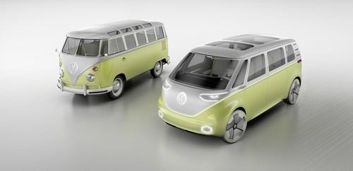 Volkswagen I.D. Buzz, la Combi del futuro es un gadget de 369 hp