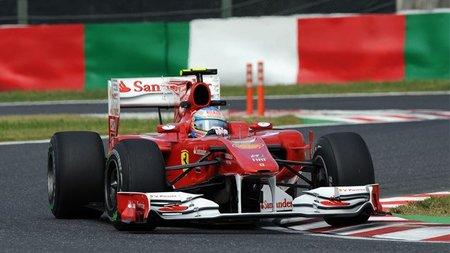 GP de Japón de Fórmula 1: Fernando Alonso saldrá desde la cuarta posición