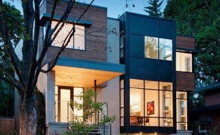 Fraser Residence, arquitectura holística en Canadá