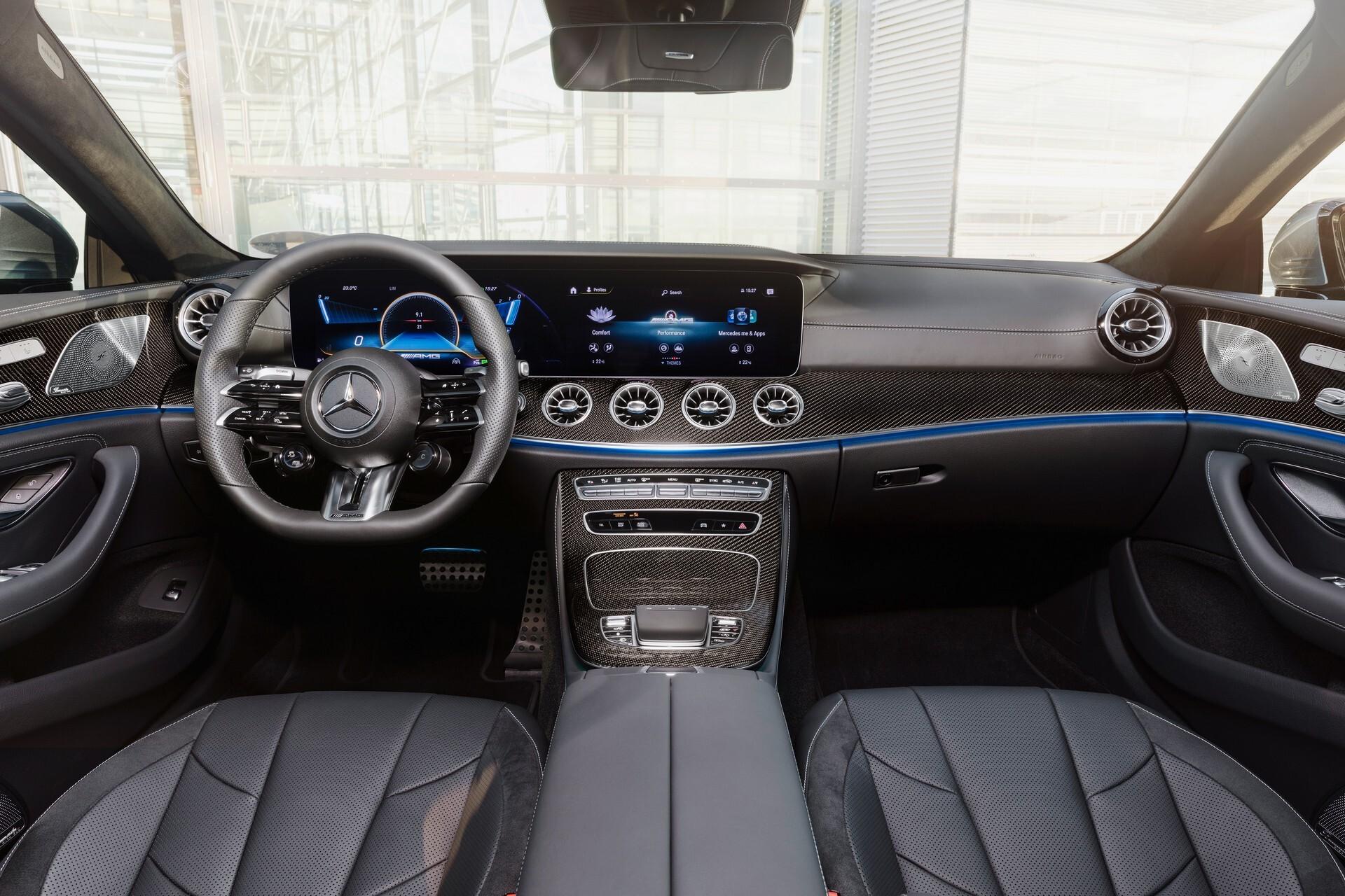 Foto de Mercedes-Benz CLS 2022 (59/63)