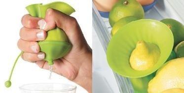 Práctico exprime limones de Lékué