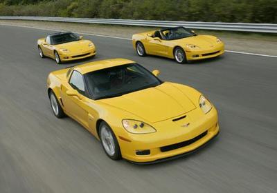 El Chevrolet Corvette, a la venta en los concesionarios de Chevrolet Europa