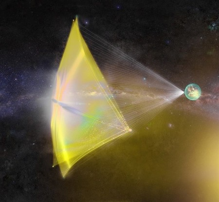 El plan para enviar bacterias a la estrella más cercana al Sol