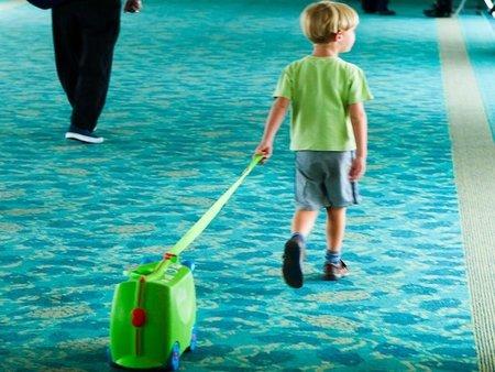 Viajar con niños: nadie dijo que fuera fácil