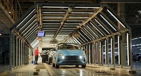 Da inicio la producción de la nueva generación de Hyundai i10