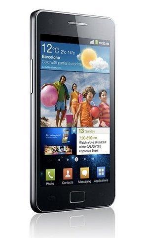 Samsung Galaxy S II ya es oficial