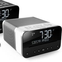 Pure Siesta Home, un altavoz Bluetooth con alma de reloj-despertador