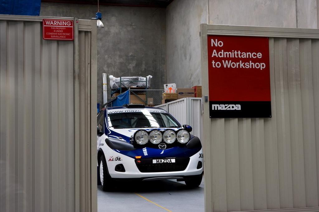 Foto de Mazda2 Extreme (16/17)