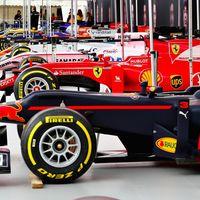 Londres acoge en el centro una exhibición de Fórmula 1 mientras que Silverstone se niega a seguir pagando