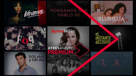 ATRESplayer PREMIUM se incorpora a Vodafone TV por 2,99 euros al mes con una semana de prueba gratis