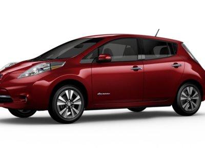 El Nissan LEAF toca fondo en Japón en el peor mes de su historia