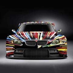 Foto 1 de 10 de la galería bmw-gt2-art-car en Motorpasión
