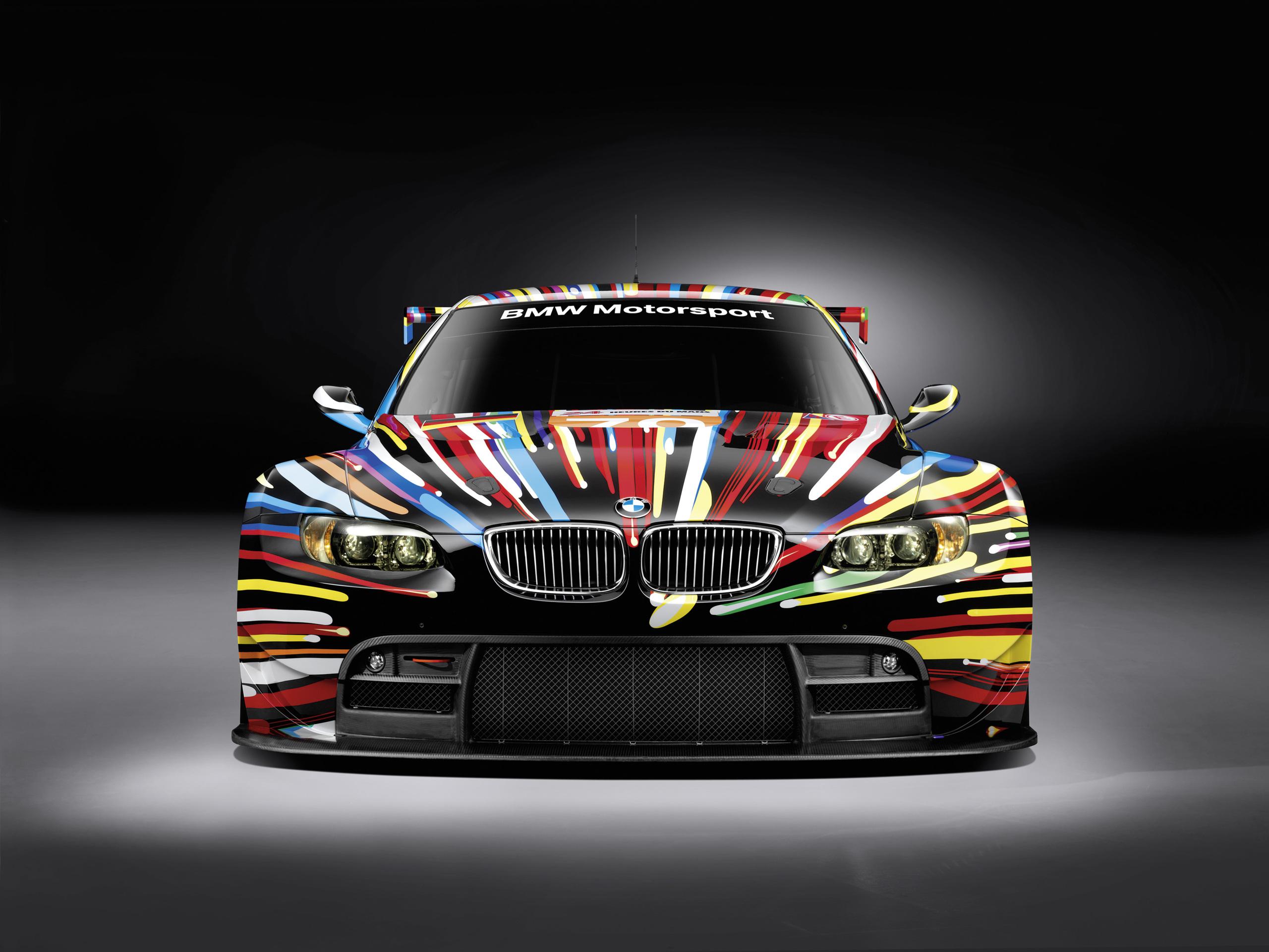 Foto de BMW GT2 Art Car (1/10)
