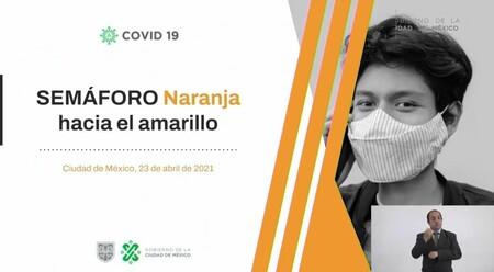 2021 04 23 11 14 17 1 Videoconferencia De Prensa 23 04 21 Youtube Y 12 Paginas Mas Personal M