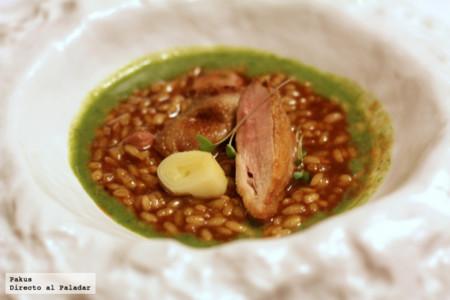 Restaurante Villa Retiro, estrella michelín en un precioso entorno y a precios razonables