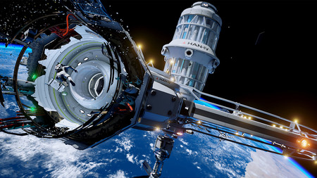 Conviértete en astronauta con este juego de realidad virtual