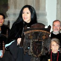Académica de la UNAM, la primera mujer que gana medalla Sergey Soloviev