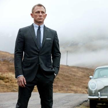 007 también portea: los padres responden ante la burla a Daniel Craig por portear a su hija