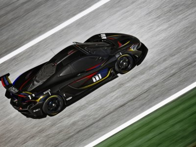 Un McLaren P1 GTR inspirado en James Hunt, también para el Goodwood FoS