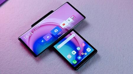 LG Wing, análisis: el arriesgado móvil de pantalla giratoria (y sus sacrificios) contado desde tres puntos de vista
