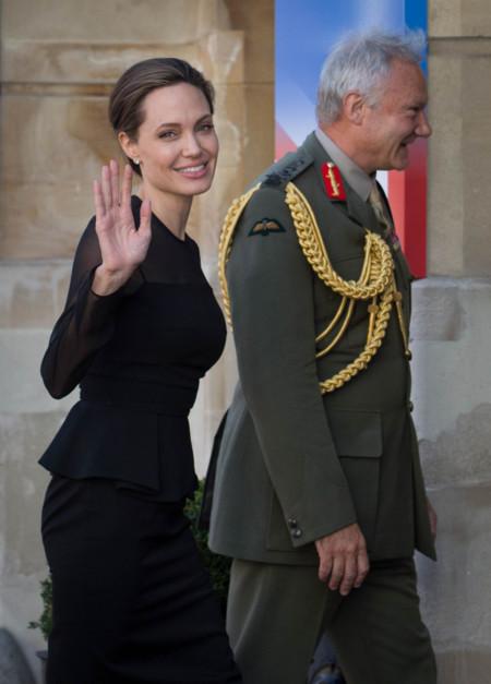 El valiente discurso político de Angelina Jolie en el UN Peacekeeping Defense Ministerial