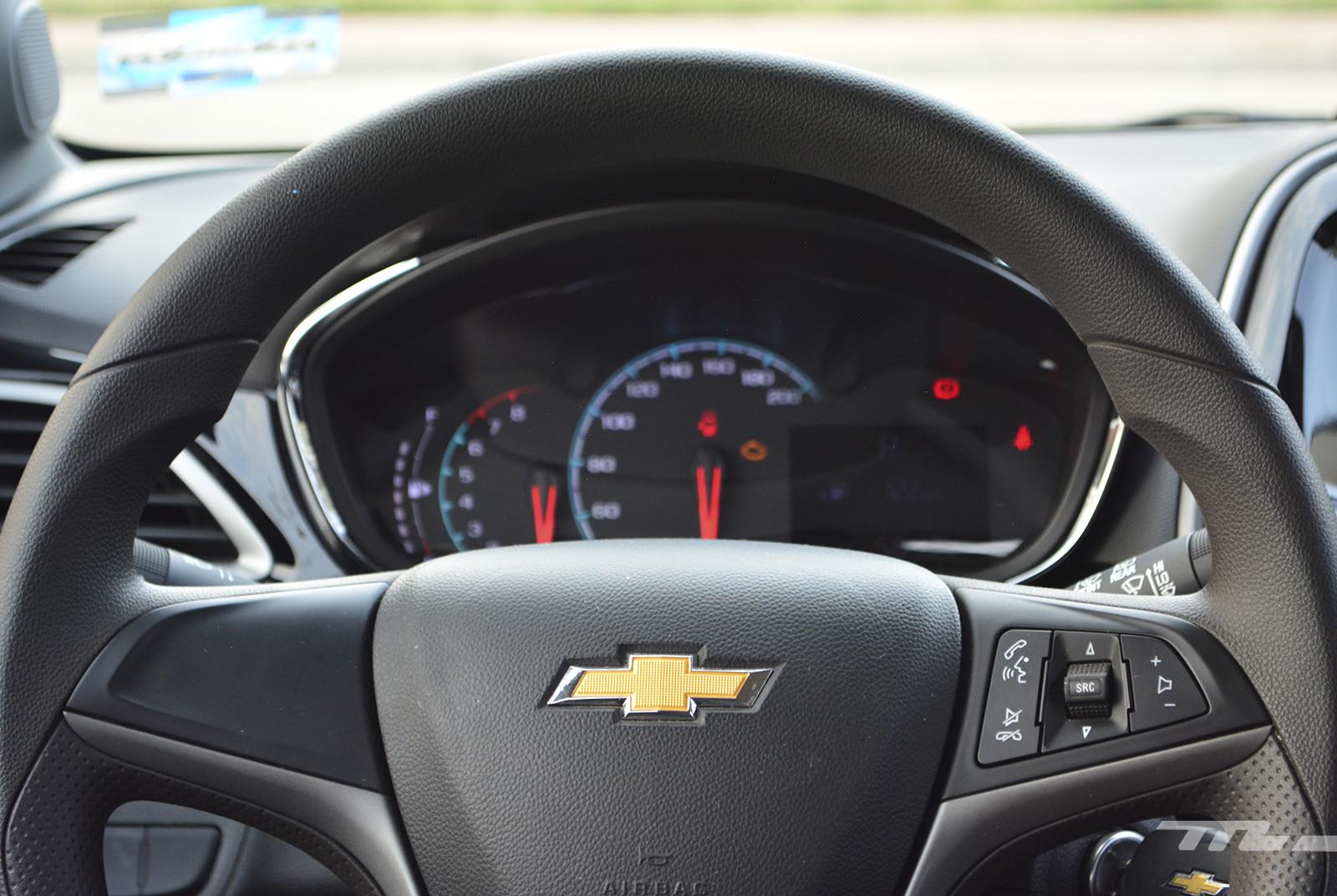 Foto de Chevrolet Spark 2019 (prueba) (16/22)