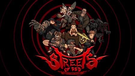 Streets of Red: Devil's Dare Deluxe, el  Beat'Em Up de terror pixelado donde si te eliminan perderás cualquier progreso