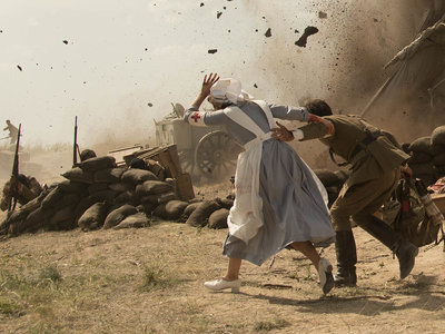 Bambú sigue sin arriesgar en sus series: 'Tiempos de guerra' es lo mismo de siempre