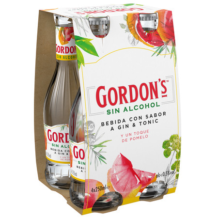 Gordons Sin Alcohol