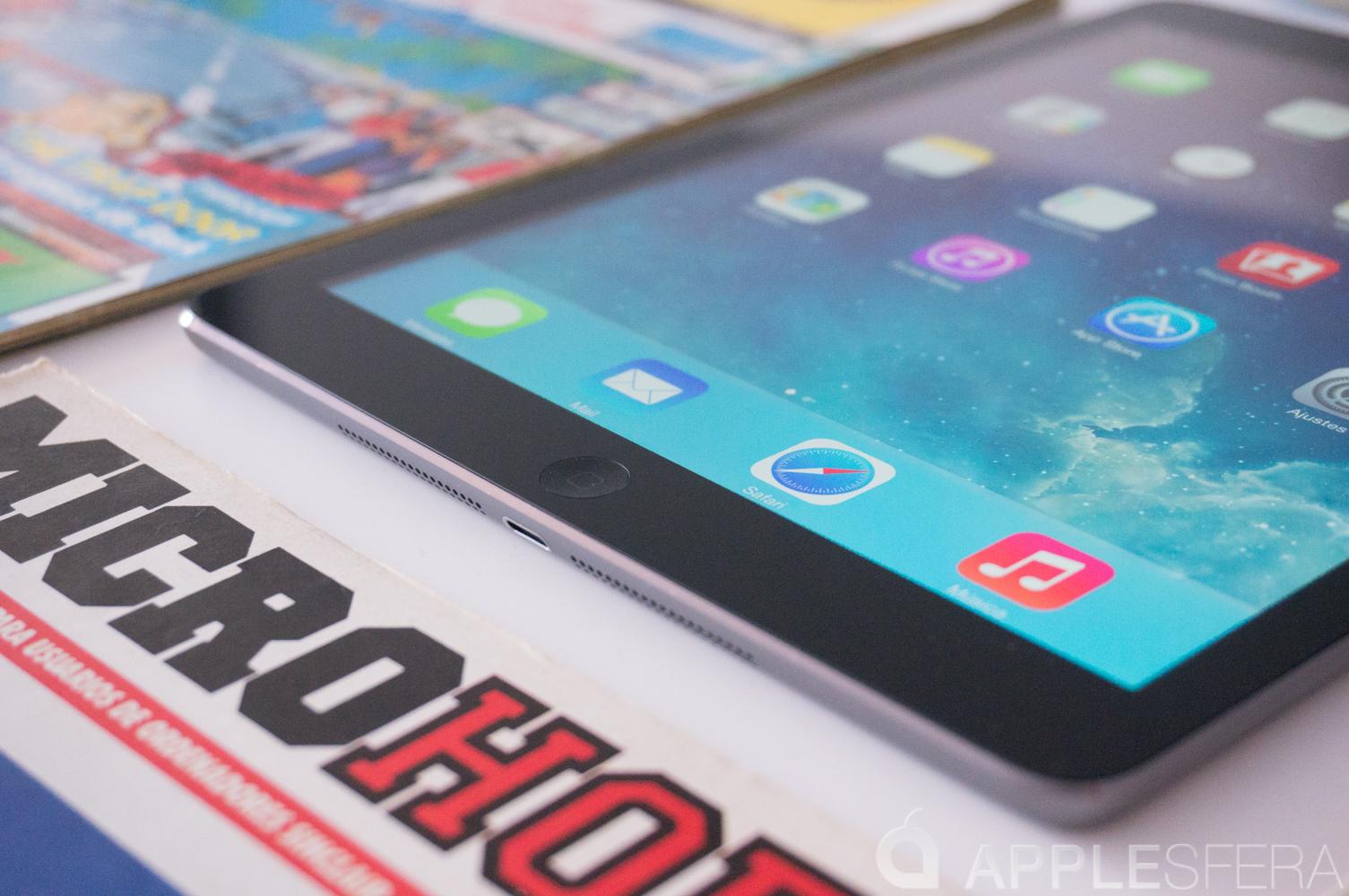 Foto de Así es el nuevo iPad Air (10/34)