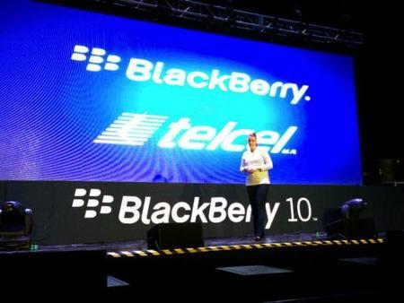BlackBerry Z10: precios y planes en México con Telcel.
