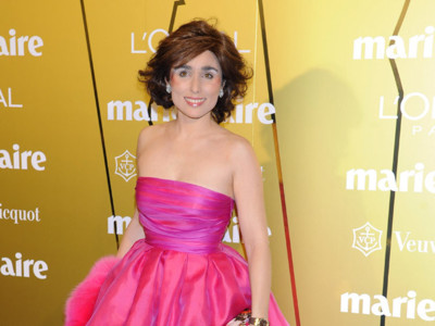 Las peor vestidas de los Prix Marie Claire 2013