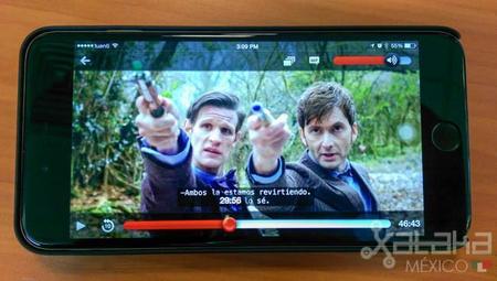 Netflix para iOS se actualiza para el iPhone 6 y 6 Plus, mejoras con Chromecast y más