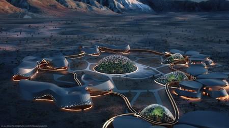 Mars Village 1